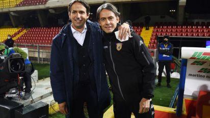 Immobile e Simone Inzaghi 'tradiscono' Pippo: Lazio, 0 gol all'Olimpico per la 1ª  volta in stagione. Benevento, addio A