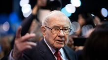 Warren Buffett may have found a stock he likes — his own