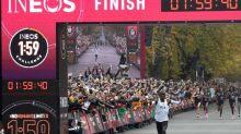 Coronavirus - Marathon - Le marathon de Londres sous cloche