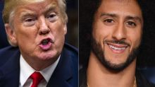 Trump Says Nike Is 'Getting Absolutely Killed' Due To Colin Kaepernick Ad