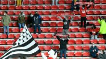 Rennes lose to Angers as fans try to beat curfew