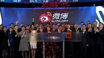Weibo withstands weakness in tech