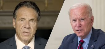 President says it's time for Gov. Cuomo to resign