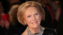 Mary Berry claims she has never had a takeaway at age of 84