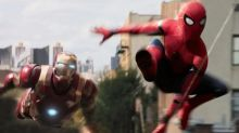 Here's why this iconic Spider-Man: Homecoming shot isn't in the movie