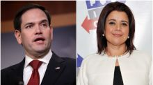 Ana Navarro Blasts Marco Rubio For Calling Outrage Over 'Go Back' Tweet 'Self-Righteous'