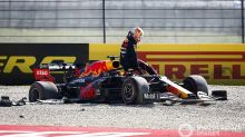 VÍDEO: Veja acidente que tirou Verstappen do GP da Toscana de F1
