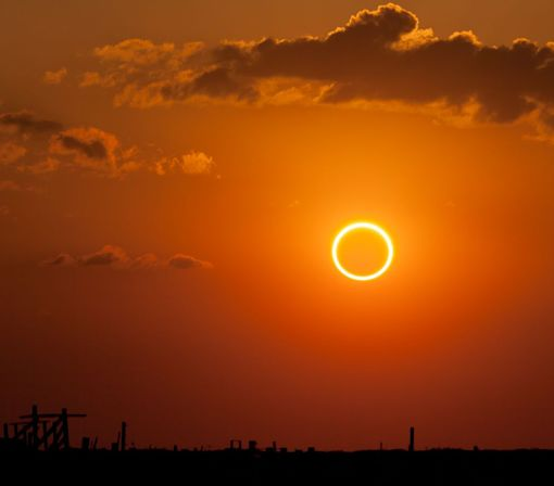 "A rare ""ring of fire"" eclipse will pass over Tanzania. You, too, can watch."