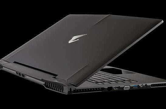 Gigabyte's dual GPU Aorus gaming laptop is less than an inch thick