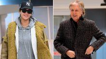 Reunited! Rihanna Has Surprise Run-in with Former Collaborator Paul McCartney on Same Flight