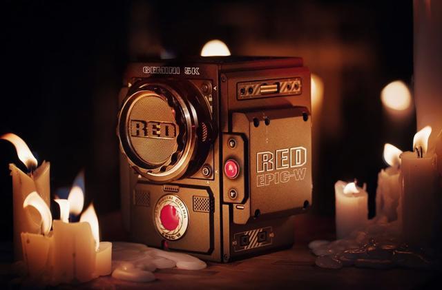 RED reveals a 5K camera sensor designed for outer space