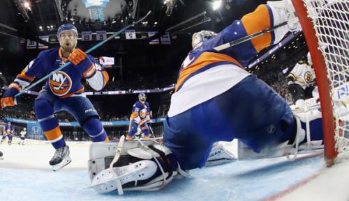 NHL: Drei Gegentore in acht Minuten: schwarzer Abend für Greiss