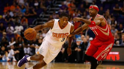 Brandon Knight tears ACL, could miss entire 2017-18 season, per reports