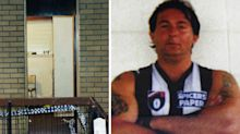 Inside dingy Melbourne motel room where man was mysteriously murdered