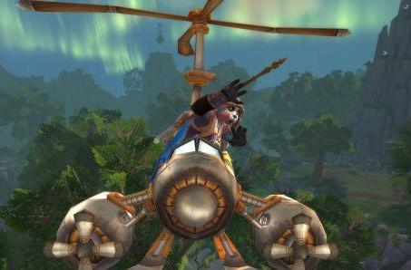 Details on the class changes for World of Warcraft's 5.4 patch