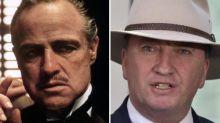 Another reason for Barnaby Joyce to be jealous of Marlon Brando
