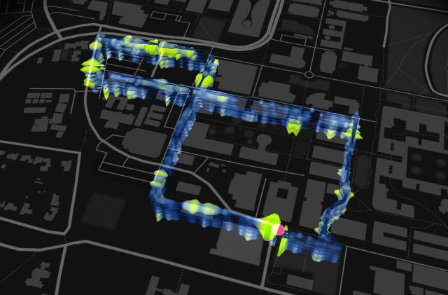 Fiber optic lines can double as earthquake detectors