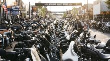 'If We Get It, We Chose to Be Here': Despite Virus, Thousands Converge on Sturgis for Huge Rally