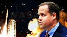 NASA's Jim Bridenstine shoots for the moon and for Mars, vows to leave politics on Earth