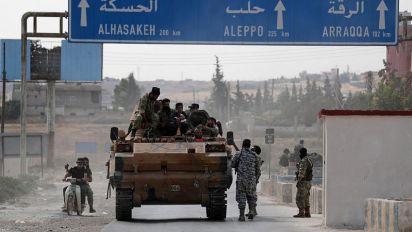 Offensiva contro i curdi in Siria: gli USA sanzionano la Turchia