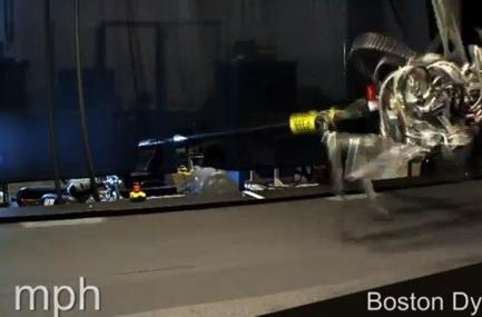 Boston Dynamics' Cheetah robot will hunt you down faster than any person (video)