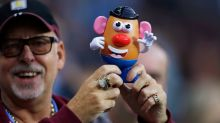 Mr. Potato Head drops 'Mr.' from brand name