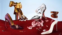 Christian Louboutin Reunites With Disney for 'Star Wars' Shoe Designs