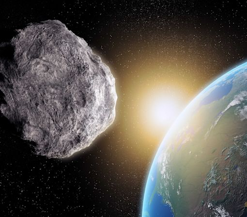 This is what would happen if a comet smacked into Earth