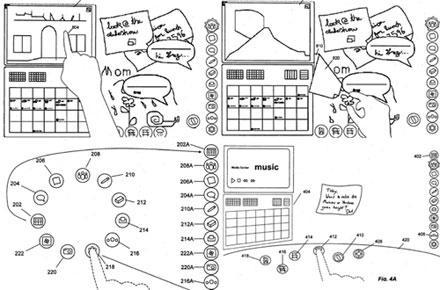 Microsoft Surface revealed in patent form