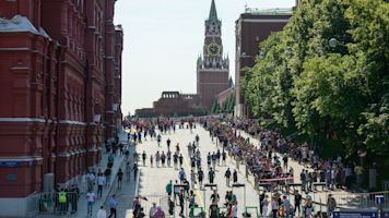 World Cup diary, day 10: Exploring Russia's secrets
