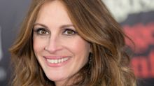 Julia Roberts Has Rose Pink Hair Now and Looks Totally Different