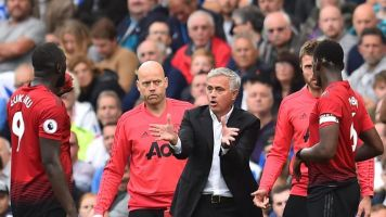 Manchester United's Jose Mourinho turns on media as Paul Pogba admits attitude 'wasn't right' in Brighton defeat