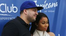 Blac Chyna y Rob Kardashian rompen… otra vez
