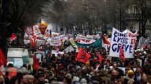 Réforme des retraites: 7 Français sur 10 estiment que la mobilisation doit se poursuivre