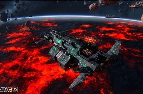 Star Conflict adds Invasion and Observer modes