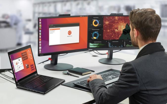 Lenovo ThinkPad and ThinkStation Linux