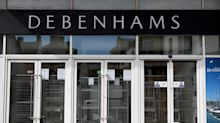 Debenhams Collapses With 22,000 Jobs At Risk