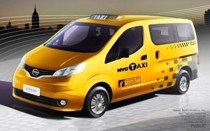 Nissan NV200 van named NYC's 'Taxi of Tomorrow,' Travis Bickle cringes (video)