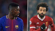Transfer news & rumours LIVE: Barca eye Salah in Dembele swap deal