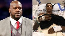 Shaq's son shares update after heart surgery
