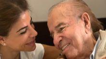 Carlos Menem dio negativo de coronavirus, después de que su hija Zulemita y Zulema Yoma dieron positivo