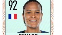 esport - FIFA 21 - FIFA 21 : quatre joueuses de l'OL dans le Top 10, toujours dominé par Megan Rapinoe