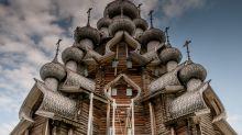 Estas iglesias rusas del siglo XVII se construyeron ¡sin clavos!