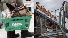 Sainsbury's-Asda merger investigated by CMA