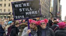 The women who marched in 2018