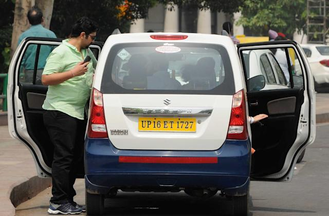 Uber gives free insurance to drivers in India