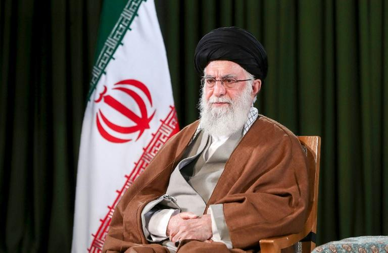In a holiday message to Iranians, supreme leader Ayatollah Ali Khamenei paid tribute to the sacrifices of doctors and nurses and pledged victory over one of the world's deadliest COVID-19 outbreaks