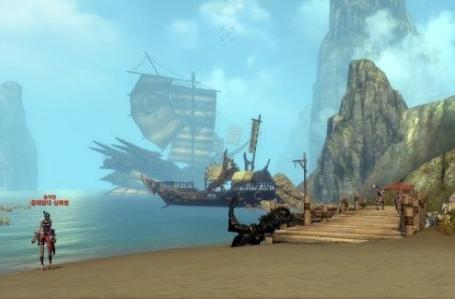 Blade & Soul on track to launch in Korea this July