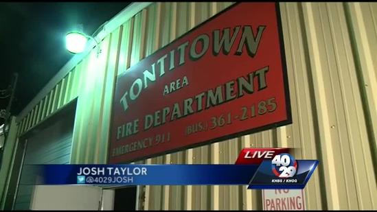 Tontitown tables fire contract vote