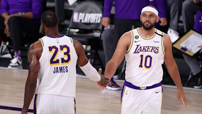 Lakers have very big motivation to repeat
